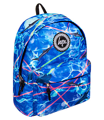 Hype Deep Water Backpack (Blue)