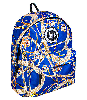 Hype Chains Backpack (Blue)