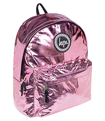 Hype Azalea Holographic Backpack (Pink)