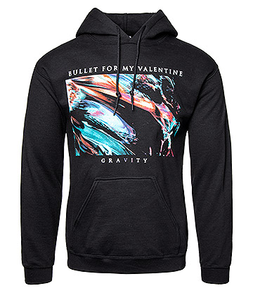 Official Bullet For My Valentine Gravity Hoodie (Black)