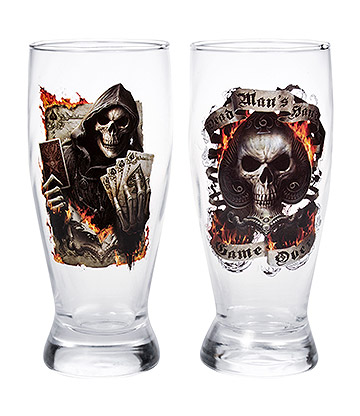 Spiral Direct Ace Reaper Water Glasses (Set of 2)