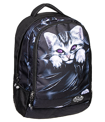 Spiral Direct Bright Eyes Backpack (Black)