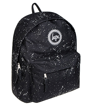 Hype Reflective Speckle Backpack (Black)