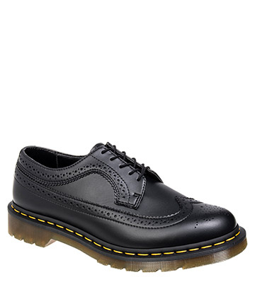 Dr Martens 3989 Felix Rub Off Vegan Shoes (Black)