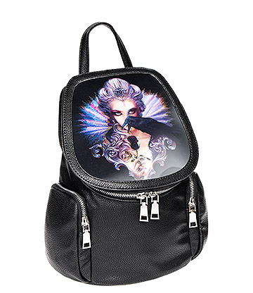 Alchemy Gothic Ravenous Backpack (Black)