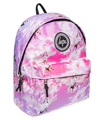 Hype Unicorn Skies Backpack (Multicoloured)