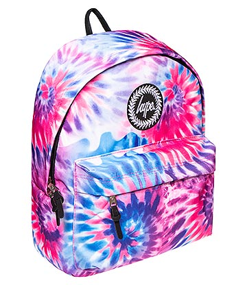 Hype Wavey Backpack (Pink)
