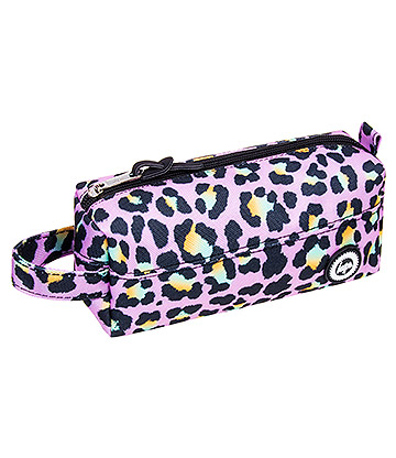 Hype Disco Leopard Pencil Case (Multicoloured)