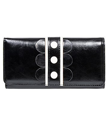 Banned Deidra Wallet (Black)