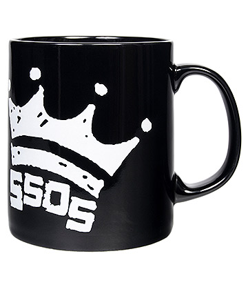 Official 5 Seconds Of Summer Crown Mug (Black)