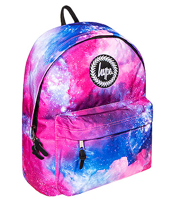 Hype Pink Sky Backpack (Pink/Blue)