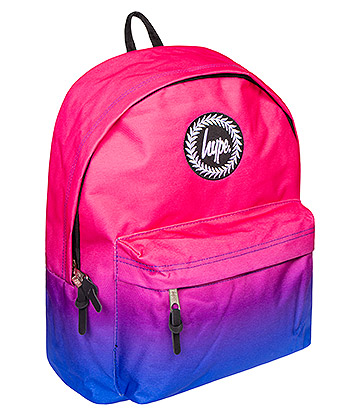 Hype Fade Backpack (Pink/Blue)