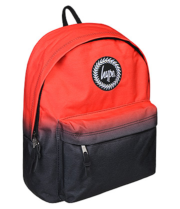 Hype Fade Backpack (Red/Black)