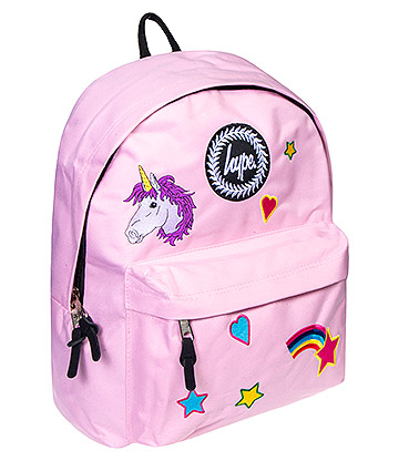 Hype Shooting Star Backpack (Pink)