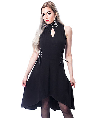 Chemical Black Zhar Dress (Black)