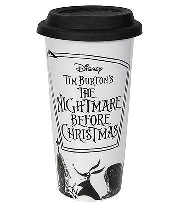Funko Pop! Nightmare Before Christmas Share & Scare Travel Mug