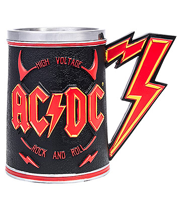 Nemesis Now AC/DC High Voltage Tankard (14cm)