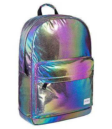 Spiral Midnight Spacedye Backpack (Multi)