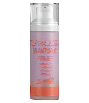 Barry M Flawless Brightening Primer (Purple)
