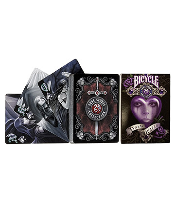 Anne Stokes Dark Hearts Playing Cards (52 Deck)