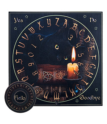 Nemesis Now Witching Hour Ouija Board (Brown)