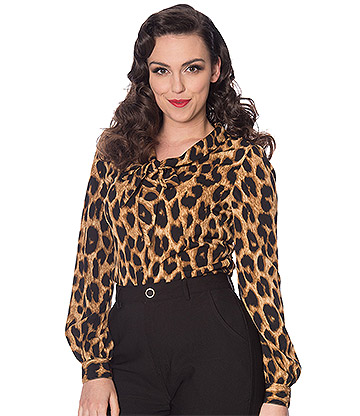 Banned Leopard Shirt (Multicoloured)