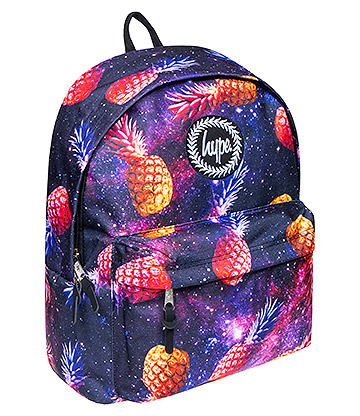 Hype Pineapple Cosmo Backpack (Multicoloured)
