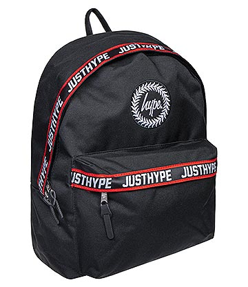 Hype Taping Backpack (Black/Red/White)