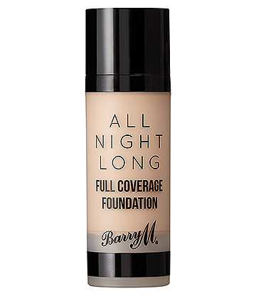 Barry M All Night Long Full Coverage Liquid Foundation (Milk)