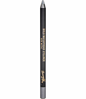 Barry M Bold Waterproof Eyeliner (Gun Metal)