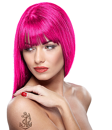Headshot Semi-Permanent Hair Dye 150ml (Pink Elephant)