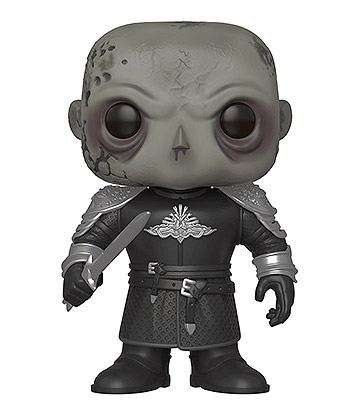 Funko Pop! Game Of Thrones Mountain Unmasked Vinyl Figur