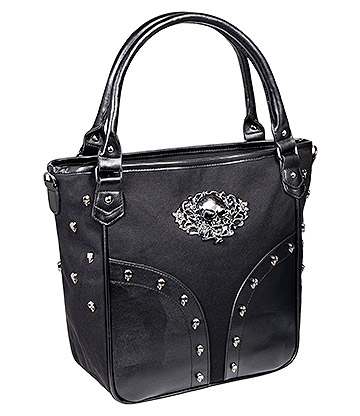 Banned Unholy Ritual Bag (Black)