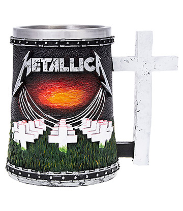 Nemesis Now Metallica Master Of Puppets Tankard (14 CM)