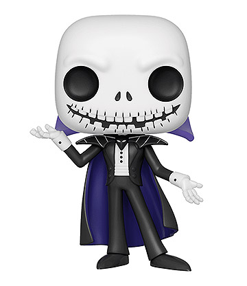 Funko Pop! X Nightmare Before Christmas Figurine en Vinyle Vampire Jack