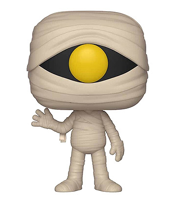 Funko Pop! NBC Mummy Boy Vinyl Figur