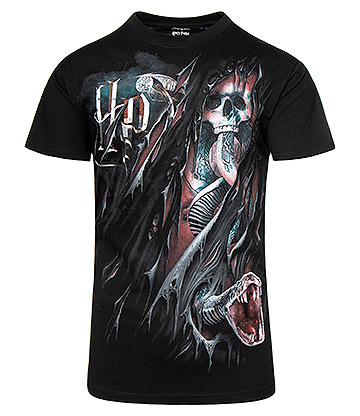 Spiral Direct Harry Potter Dark Mark T Shirt (Black)