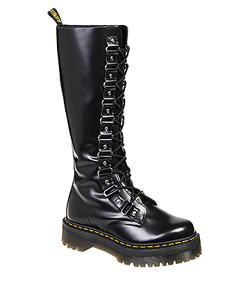 Dr Martens 1B60 Britain XL Boots (Black)