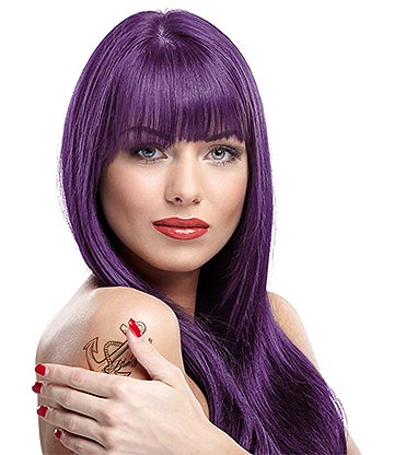 Splashes & Spills Be You Hair Dye 70ml (Purple Rain)