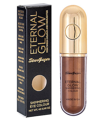 Stargazer Eternal Glow Lidschatten & Highlighter (Burnt Copper - Kupfer)