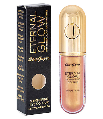 Stargazer Eternal Glow Lidschatten & Highlighter (Peach - Pfirsich)