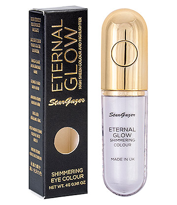 Stargazer Eternal Glow Lidschatten & Highlighter (Silber)