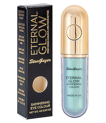 Stargazer Eternal Glow Lidschatten & Highlighter (Türkis)
