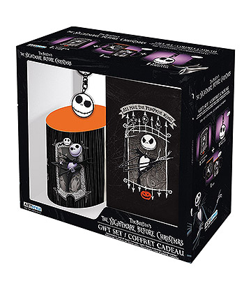 Nightmare Before Christmas Jack Gift Set (Multicoloured)