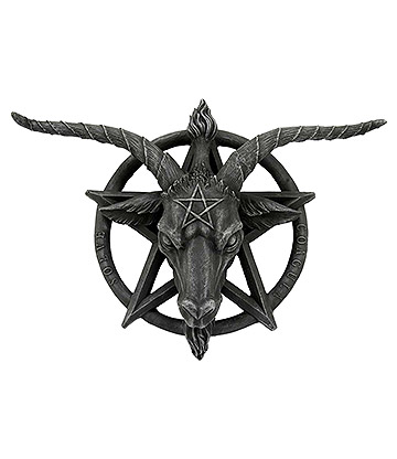 Nemesis Now Baphomet Wall Plaque (40cm)