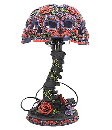 Nemesis Now Night Blooms Lamp (38cm)