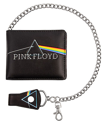 Nemesis Now Pink Floyd Wallet With Chain (Black)