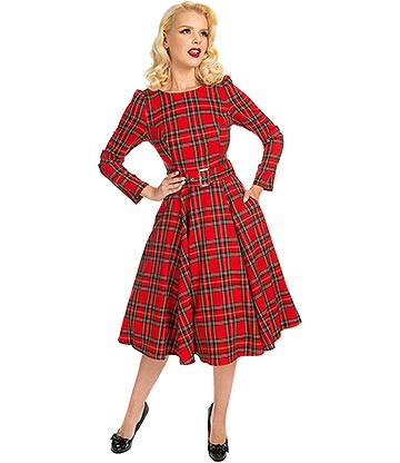 H&R Highland Dress (Red)