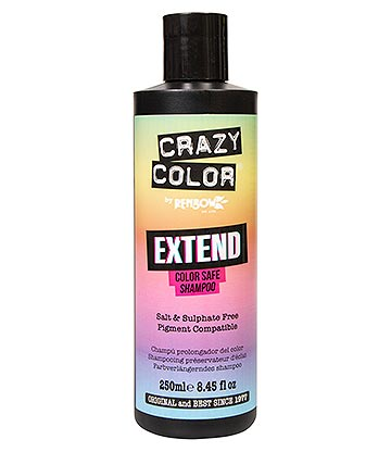 Crazy Color Hold Up Colour Extending Shampoo (250ml)