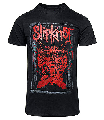 Official Slipknot Dead Effect T Shirt (Black)